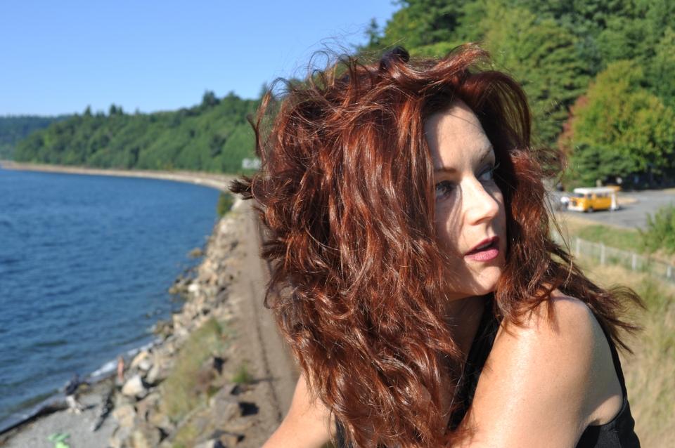 Barbara Ireland Red 3 - Photo by Kelly Mercier
