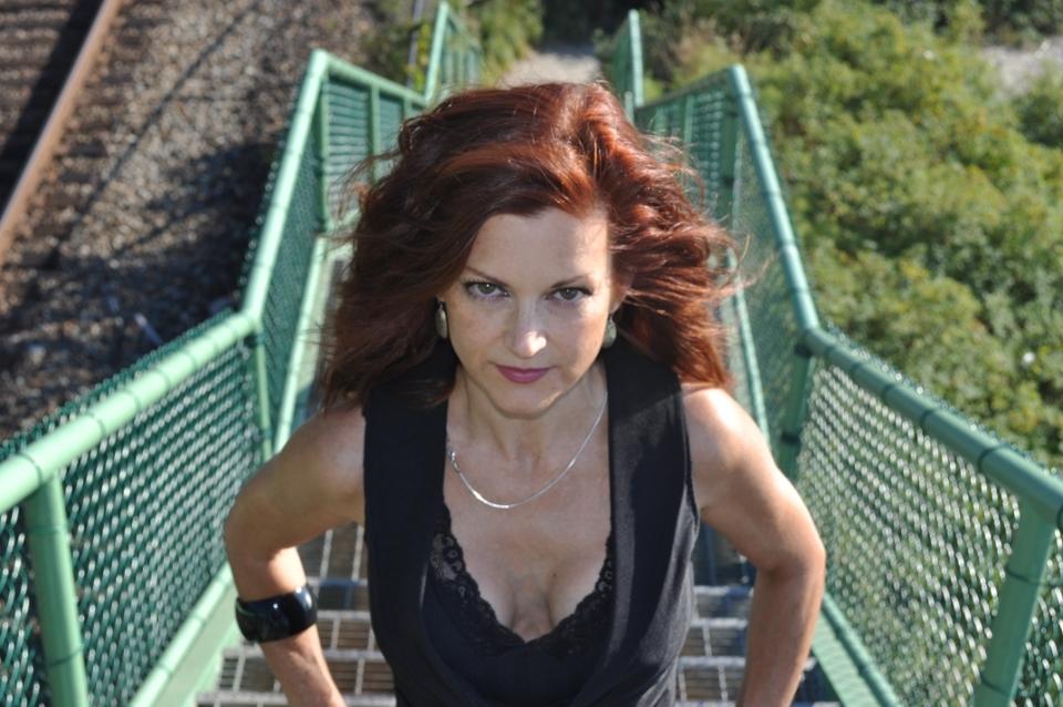 Barbara Ireland Red - Photo by Kelly Mercier